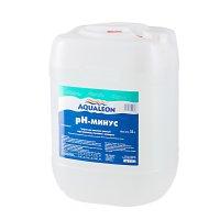 Регулятор ph-минус aqualeon жидкое средство, 30 л (35 кг)