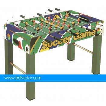 Игра настольный футбол 121x61х81 см