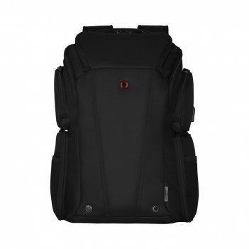 Рюкзак для ноутбука 14-16'' wenger, черный, полиэстер, 33x21x43