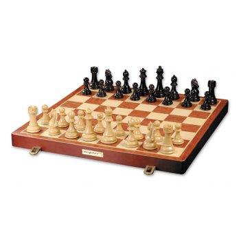 Самые большие шахматы каспаров, 53х53 см.