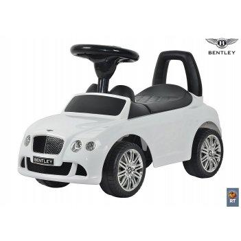 326 каталка-автомобиль bentley с музыкой — белый