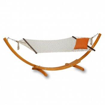 Гамак с каркасом leda барский люкс для хобби и пикника