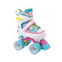 Роликовые коньки rollschuh skate wonders, разм 28-31