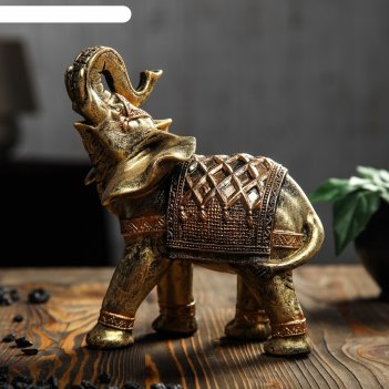 Статуэтка слон бронза