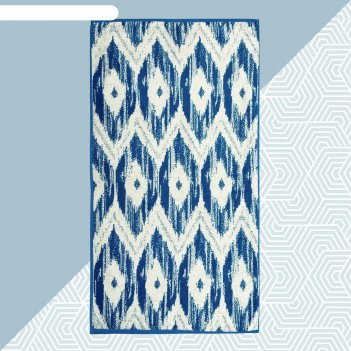 Полотенце махровое этель геометрия 70х130 см, 100% хл, 420 гр/м2
