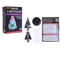Набор для выращивания кристаллов магическая елочка 12138007
