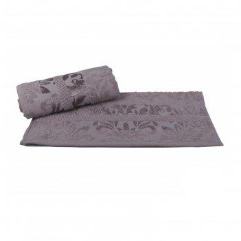 Полотенце versal, размер 70 x 140 см, серый