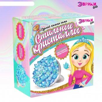 Выращивание кристаллов «кольцо»