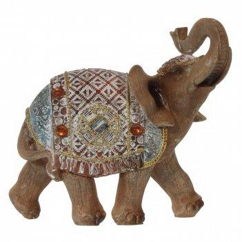 Фигурка декоративная слон, l19 w18 h19 см