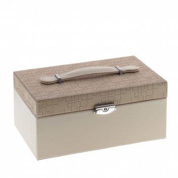 Шкатулка для украшений, l24 w15 h11,5 см