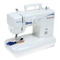 Швейная машина astralux blueline i (голубой)