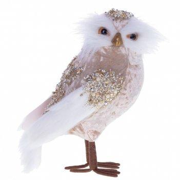 Фигурка декоративная сова, l11 w14 h26 см