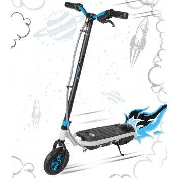 Электрический самокат small rider rocket (100 вт, 24v) синий