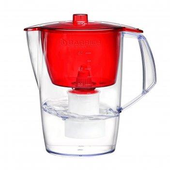 Фильтр для воды барьер норма. рубин 3 л