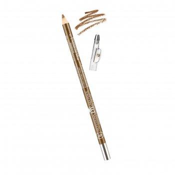 Карандаш для глаз с точилкой tf professional lipliner pencil, тон №141 dar