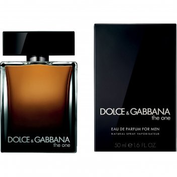Парфюмерная вода dolce & gabbana the one for men, 50 мл