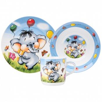 Набор посуды lefard 3 предмета (кор=12наб)