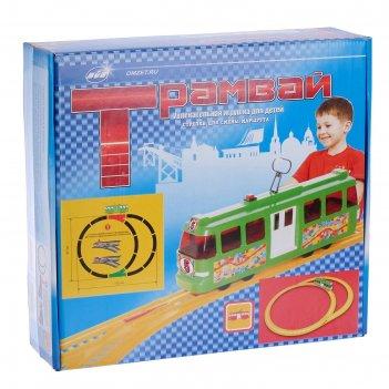 Игра настольная трамвай