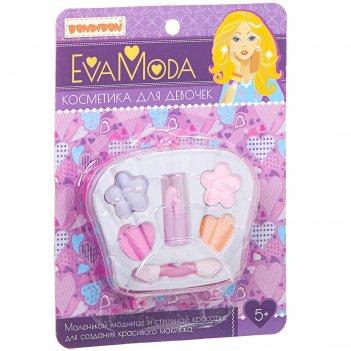 Eva moda. сумочка-косметичка - набор детской декоративной косм