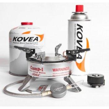 Kovea газовая горелка expedition stove camp-1 tkb-n9703-1l