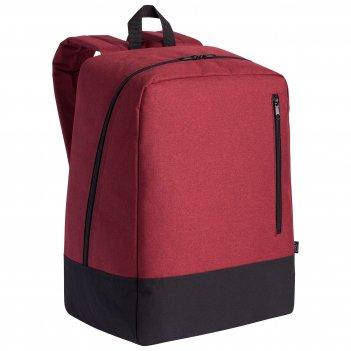Рюкзак для ноутбука unit bimo travel, бордовый