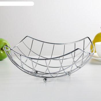 Ваза для фруктов решето