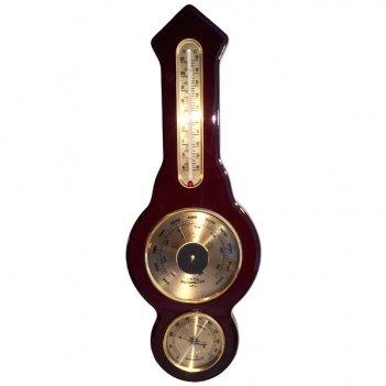Метеостанция(барометр, термометр, гигрометр), h 40 см