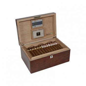 Хьюмидор artwood кingwood на 75 сигар, арт. aw-01-51
