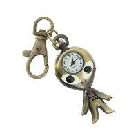 Карманные кварцевые часы «инопланетянин», на карабине