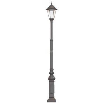 Фонарный столб с-03 со светильником 4,209 м