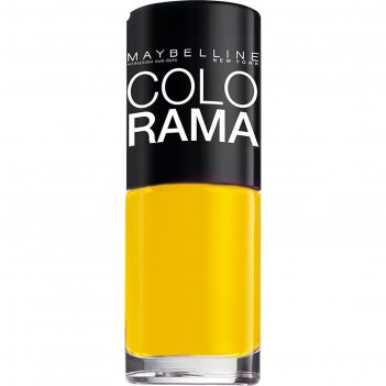Лак для ногтей maybelline colorama банана шейк, тон 749, 7 мл