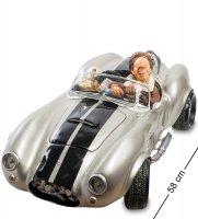 Fo-85083 автомобиль бол. shelby cobra 427 sc silver. forchino