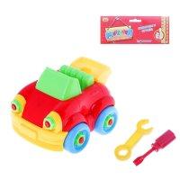 Конструктор для малышей машина