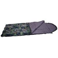 Спальный мешок аляска  ( -5с,тк.таффета цв. лес)