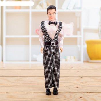 Кукла модель кен в костюме
