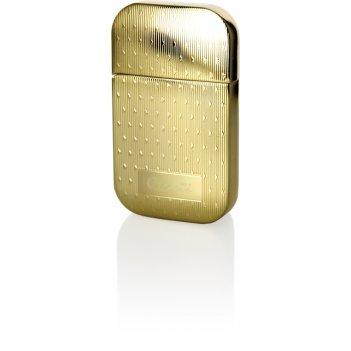 Зажигалка pierre cardin газовая кремниевая, сплав цинка, золот