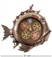 Ws-907 статуэтка-часы в стиле стимпанк рыба