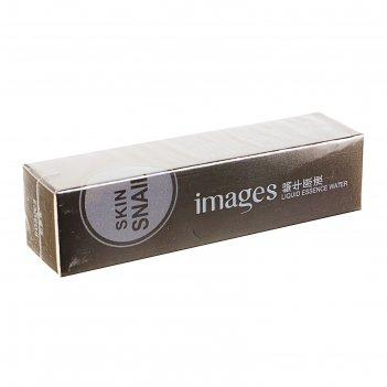 Крем-сыворотка для лица images snail с фильтратом улитки, 10 мл.