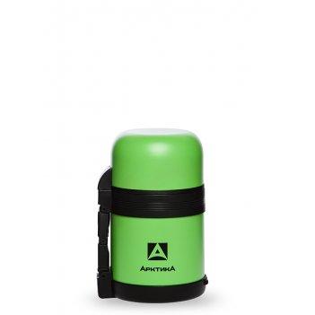 """Термос """"арктика"""" с широким горлом универсальный 202-600 зеленый"""