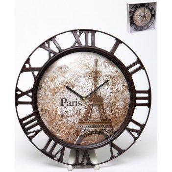 Часы настенные круглые home art 30,5 см