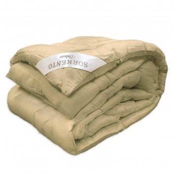 Одеяло «верблюжья шерсть», размер 140x205 см