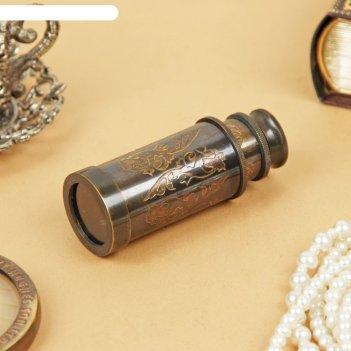 Подзорная труба узор 8х3,2х3,2 см