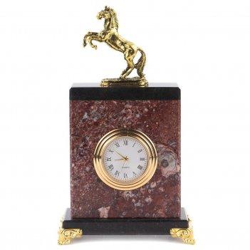 Часы лошадка креноид 85х45х150 мм 600 гр.