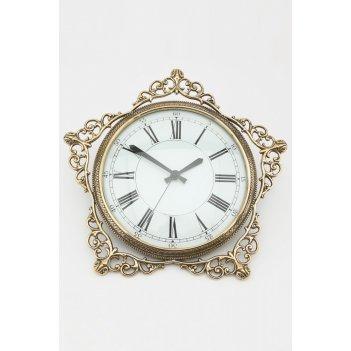 Часы настенные звездочка 35 см.