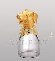 Win-199 хот-шот мал. золот. символ года - собака