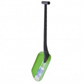 Лопата универсальная стальная, 205х280х640 мм, пластиковый черенок, сибрте
