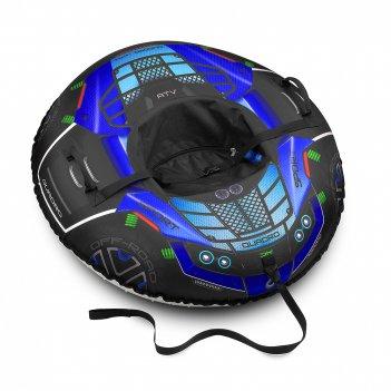 Тюбинг small rider asteroid quadro 4x4 (квадроцикл) (синий)