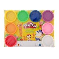 Набор пластилина play-doh, 8 банок