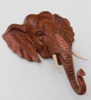 15-054 панно индийский слон 40 см суар