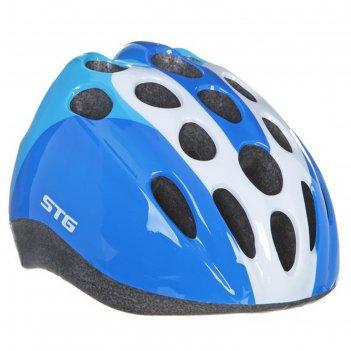 Шлем велосипедиста stg, размер m, hb5-3-c